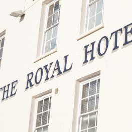 Royal Hotel Deal - Exterior